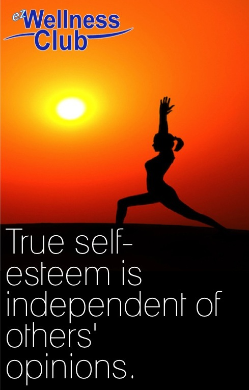 True Self-Esteem
