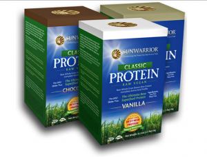 Non-Whey, Non-Soy Protein? Yup. Check this out.