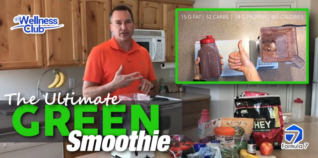 The Ultimate Green Smoothie