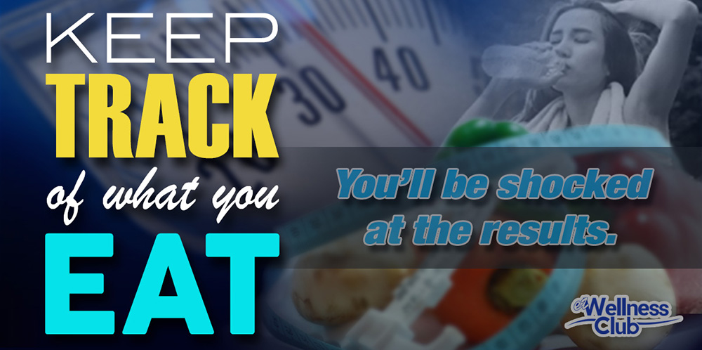 Track Your Intake For Fun and Weight Loss
